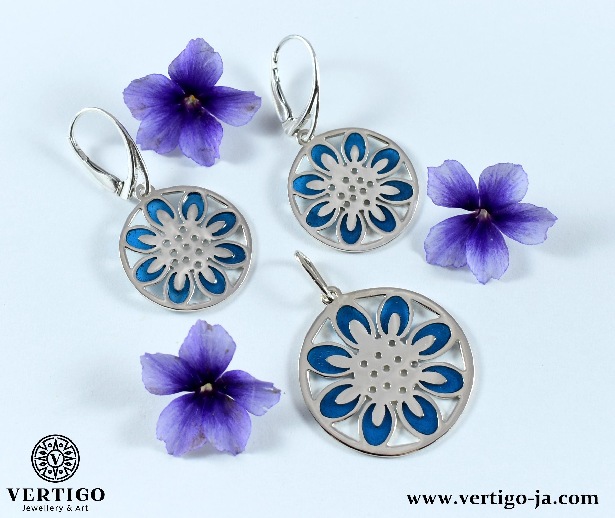 srebrny-komplet-bizuteri-niebieskie-mandale-floksy
